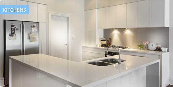 Sydney's Beautiful Bathrooms & Kitchens kitchen - brightwave construction inc.